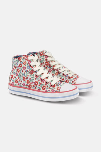 Kids High Top Trainers