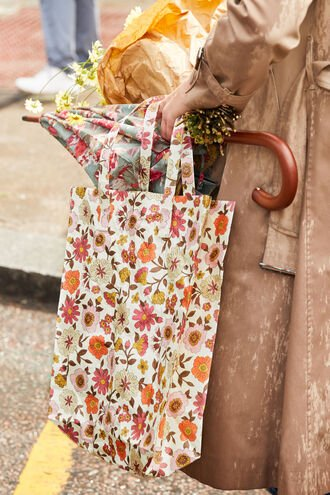 The Shopper in Pop Print