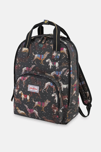 Dogs Snowy Backpack
