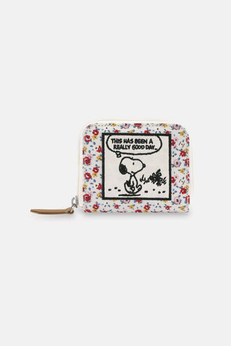 Snoopy Compact Continental Wallet