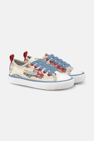 Kids Low Top Trainer