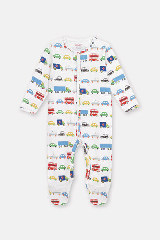 Transport Sleepsuit (0-24 months)