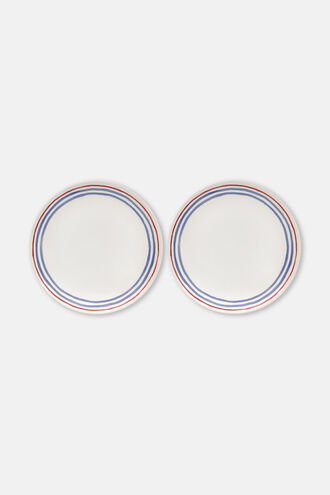 Made in England Set of 2 Dinner Plates