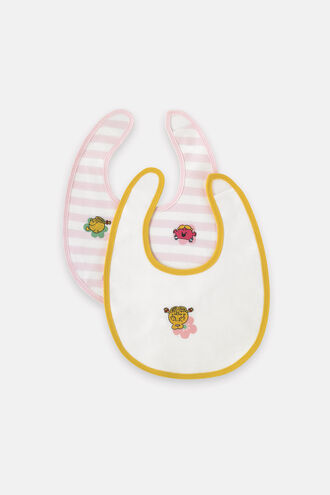 Little Miss bibs pack of two