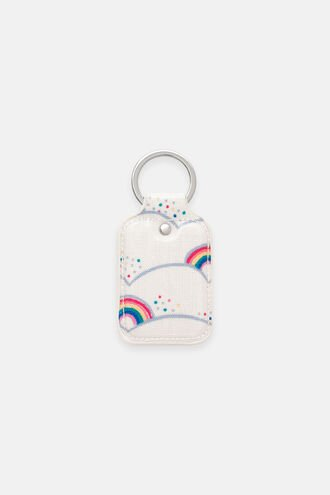 Little Rainbows Key Fob