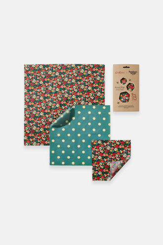 The Beeswax Wrap Co. Mews Ditsy 3 Combo Pack
