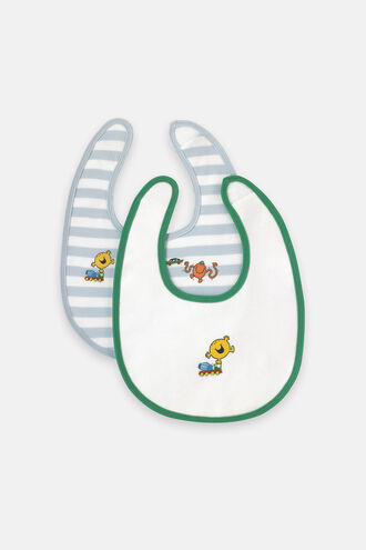Mr Transport Bibs Pack of Two