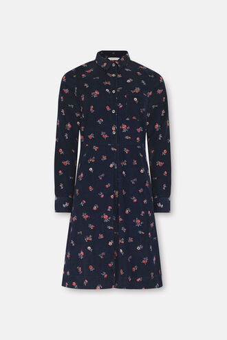 Somerset Ditsy Print Relaxed Cord Dress