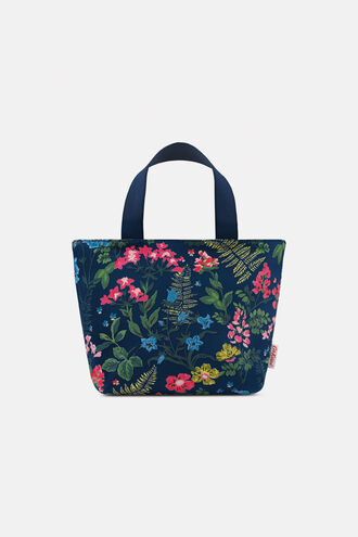 Twilight Garden Print Lunch Tote Bag