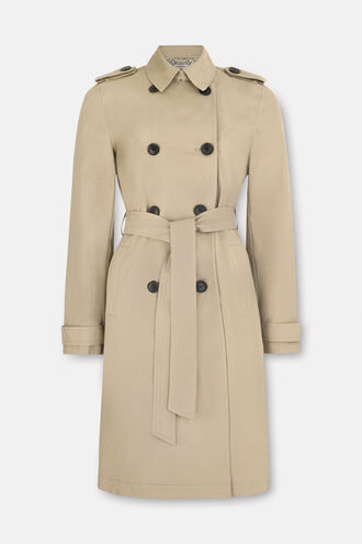 The Freston Lined Trench Coat