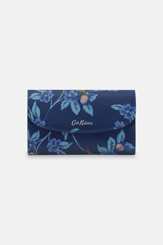 Greenwich Flowers Folded Wallet