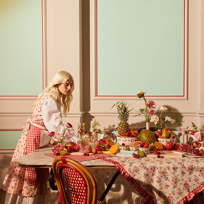 picnic table - Cath Kidston