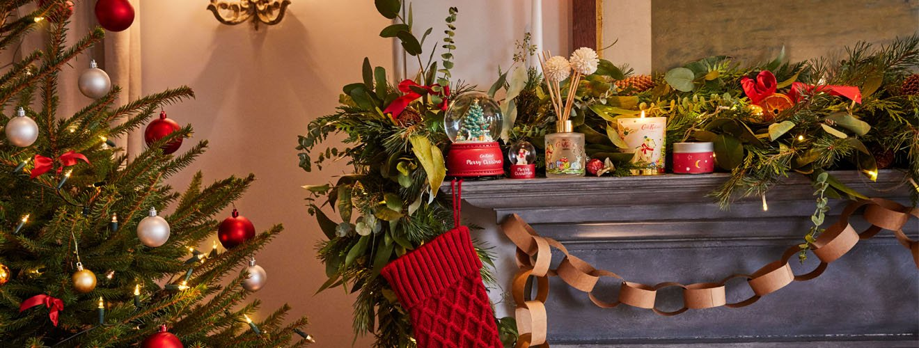How to have the perfect Christmas Eve with Cath Kidston