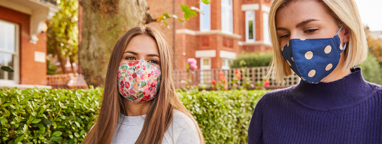 Reusable Face Coverings - Cath Kidston