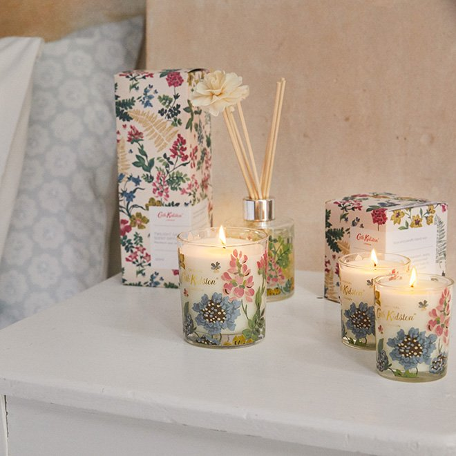 Floral Candles - Cath Kidston