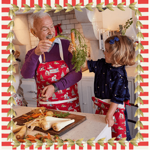 Gifts for the happy-baker - Cath Kidston