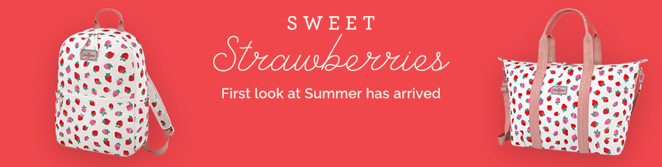 Shop sweet strawberries collection - Cath Kidston