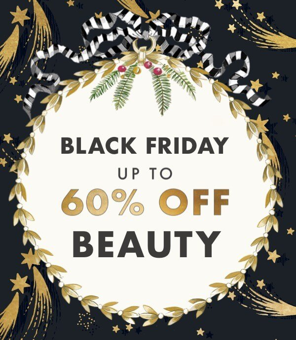 Black Friday - Up to 60% off Beauty - Cath Kidston