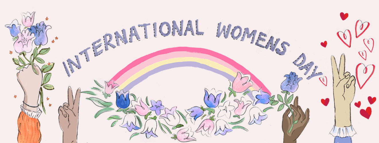 International Womens Day 8th March - Cath Kidston
