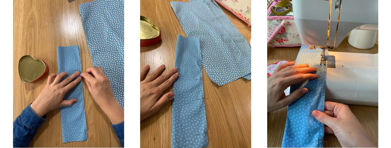 how to make a fabric bow- Cath Kidston