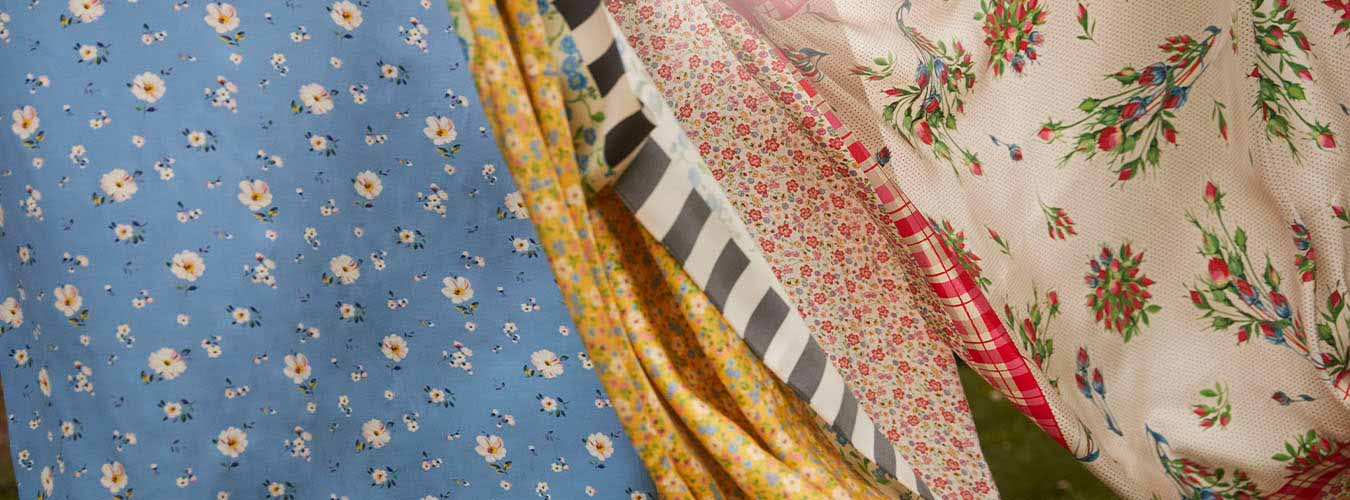 flowing scarves in the wind - Cath Kidston