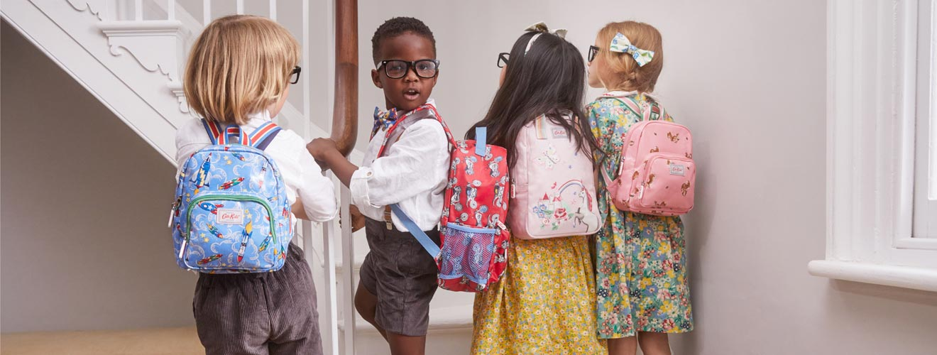 Back to School survival guide- Cath Kidston