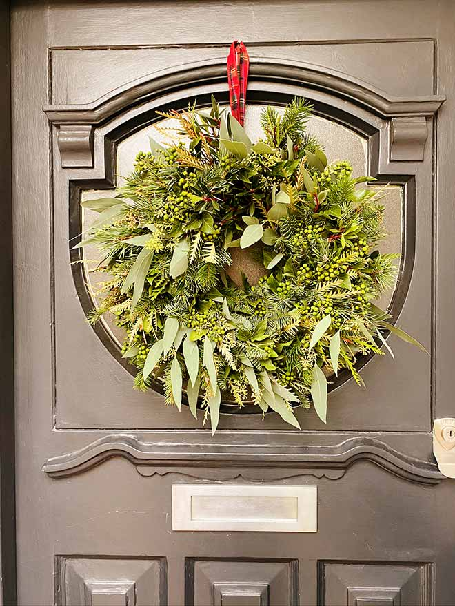 Making Your Own Christmas Wreath - Cath Kidston