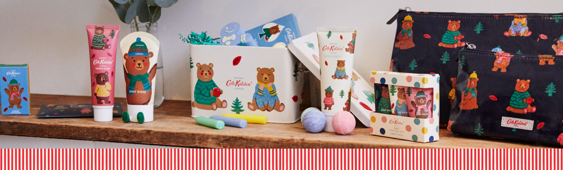 Welcome to our festive gift finder - Cath Kidston