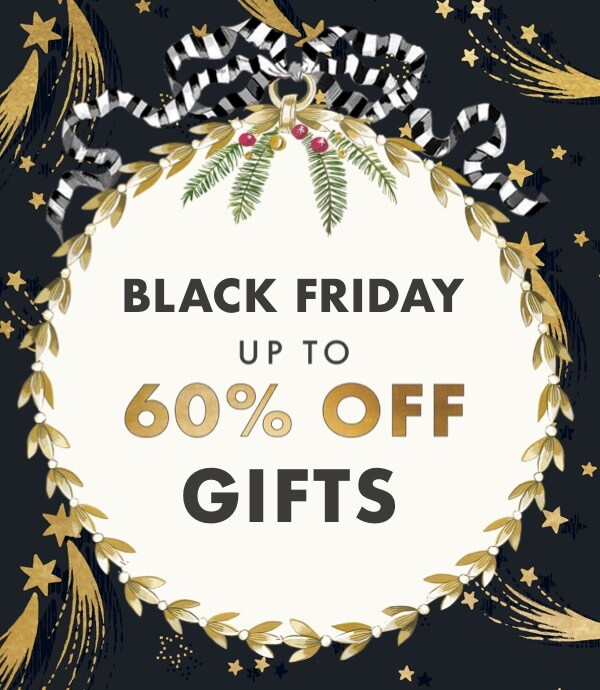 Black Friday - Up to 60% off Gifts - Cath Kidston