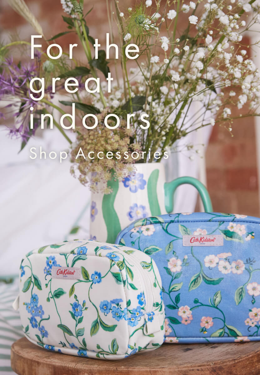 For the great indoors