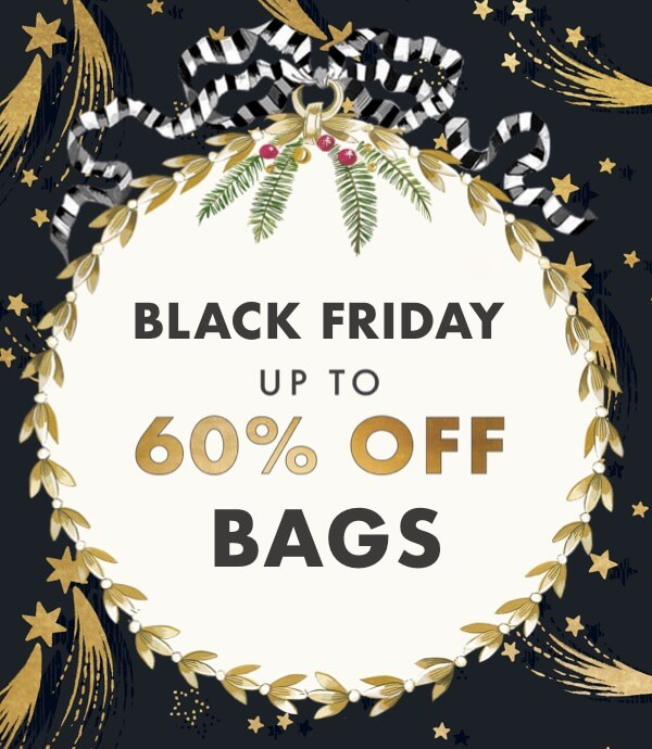 Black Friday - Up to 60% off Bags - Cath Kidston
