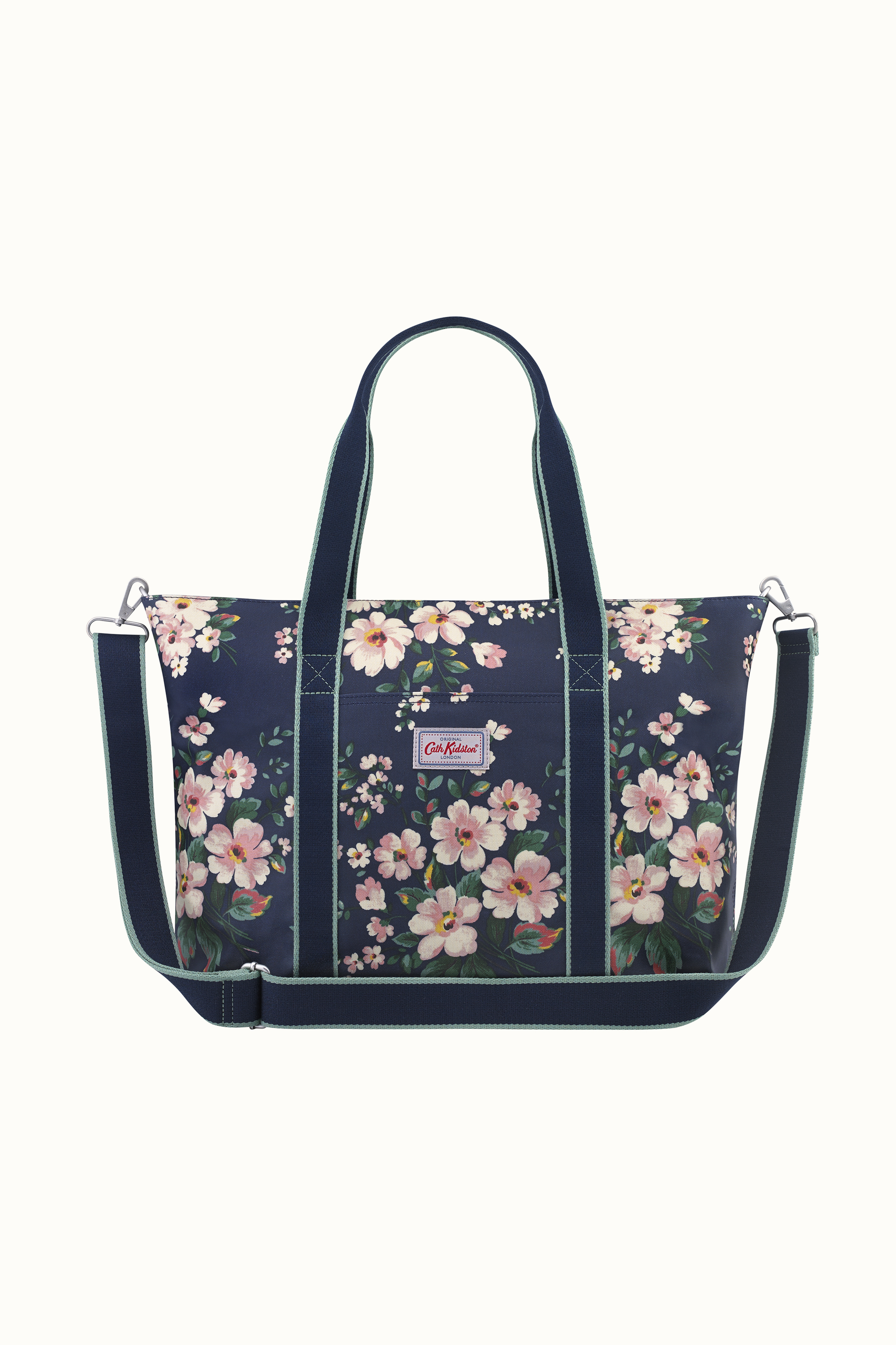 Cath Kidston Spitalfields Core Tote Nappy Changing Bag in Navy