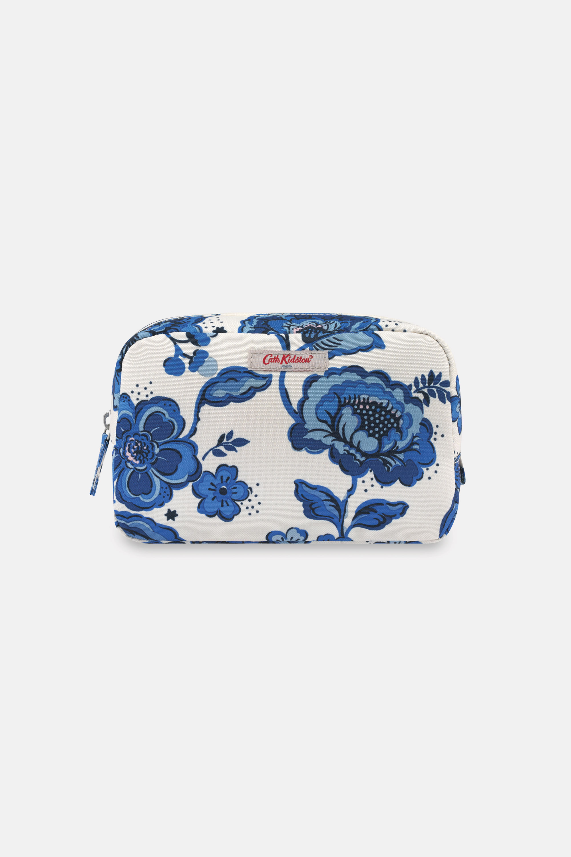 Cath Kidston Chintz Flower Recycled Classic Cosmetic bag in Warm Cream