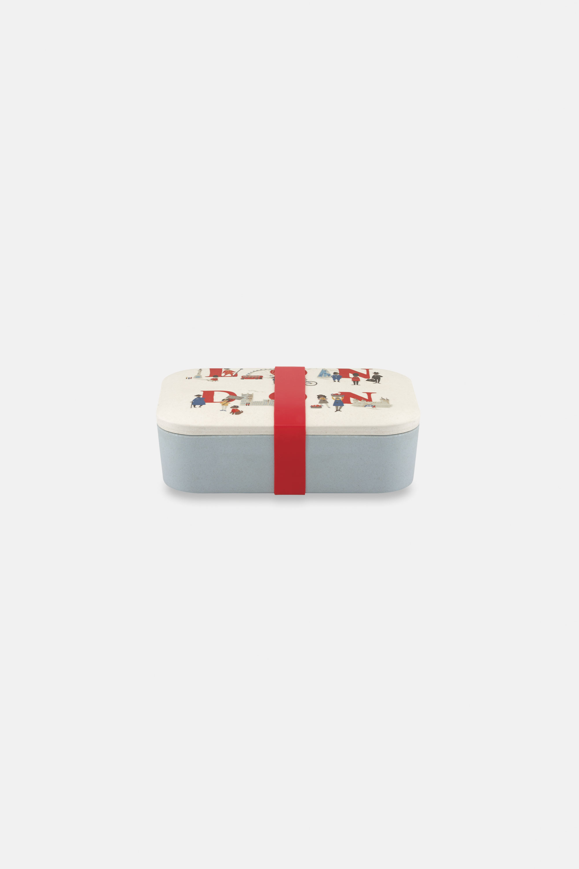Cath Kidston London People Lunch Box in New Cream