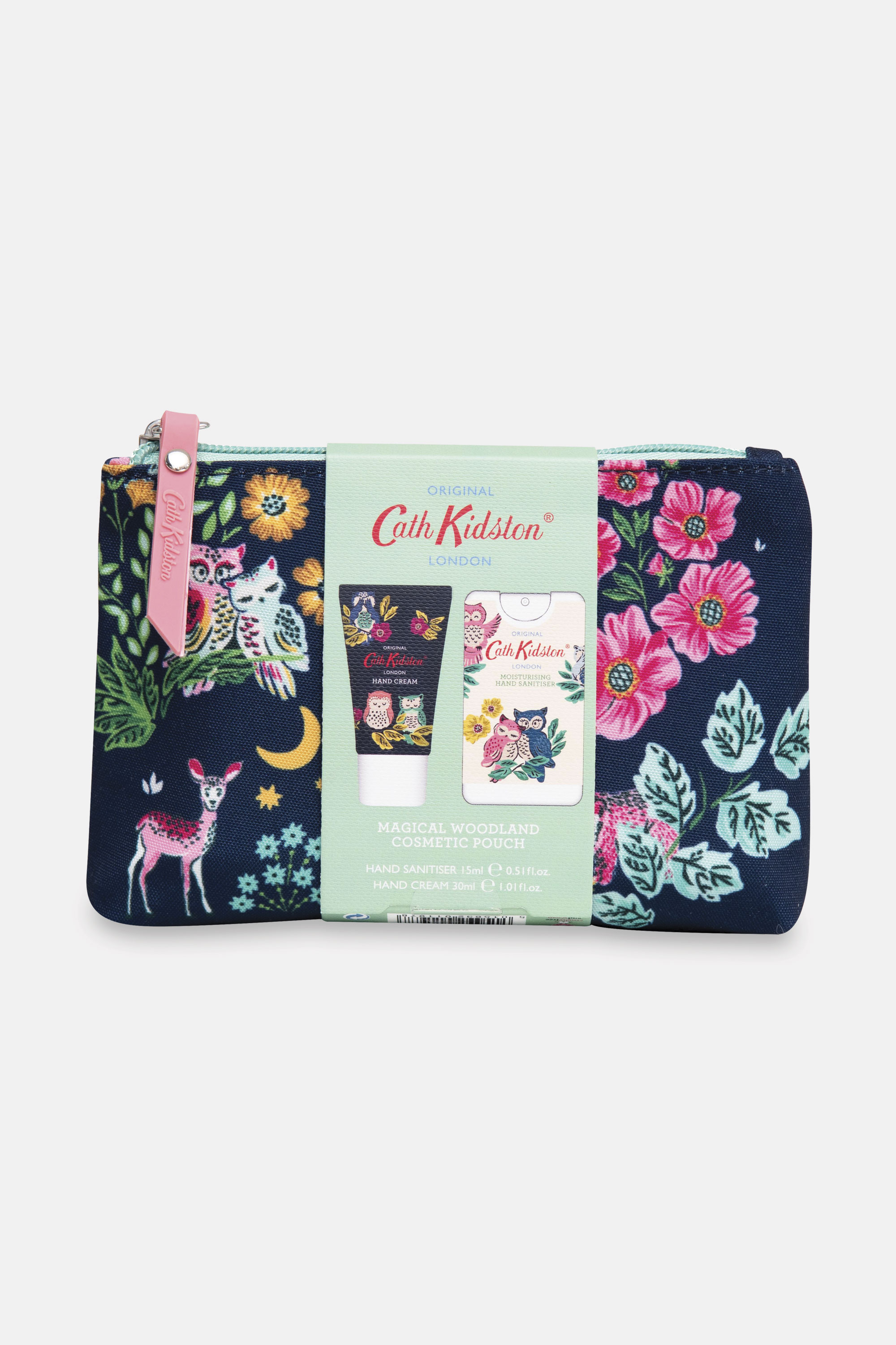 Cath Kidston Magical Woodland Hand Care Gift Set in Warm Cream