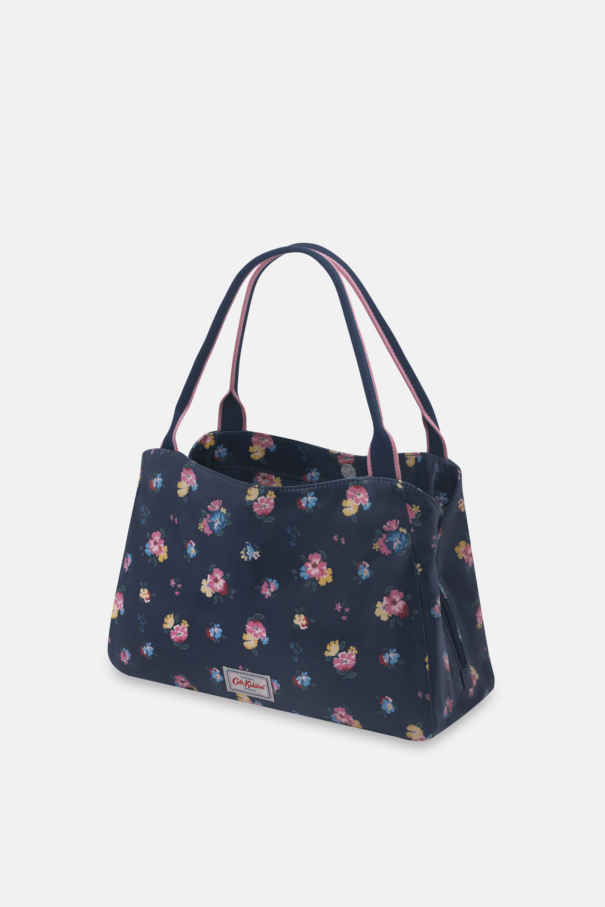 Cath Kidston Park Meadow New Day Bag in Navy