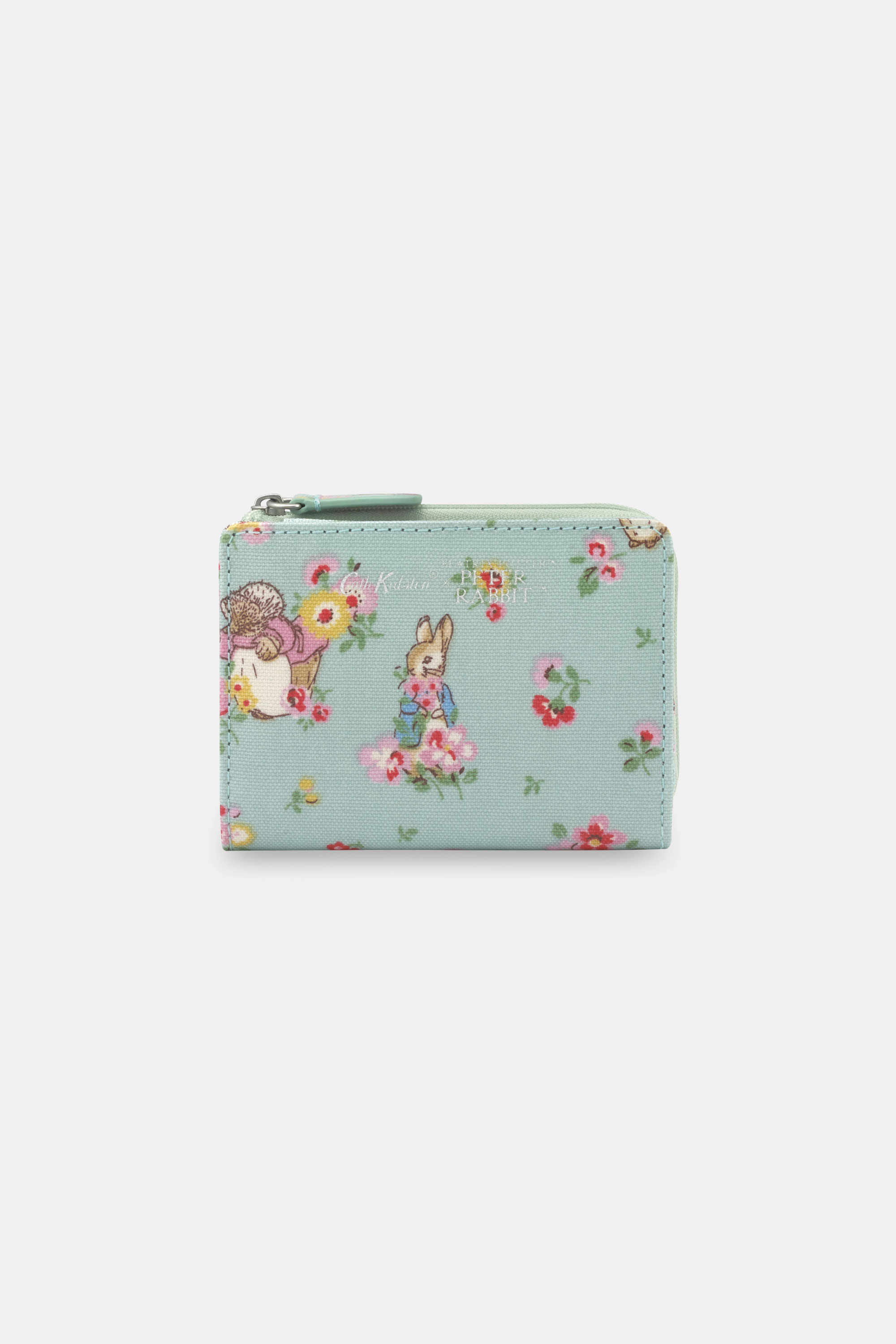Cath Kidston Peter Rabbit Ditsy Purse in Mint